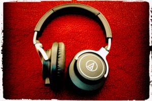 AKG Headphones 3